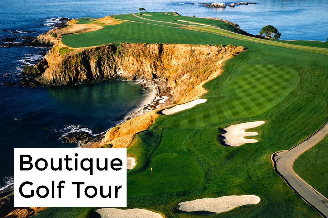 Browse our pick of luxury escorted golf tours for 2018