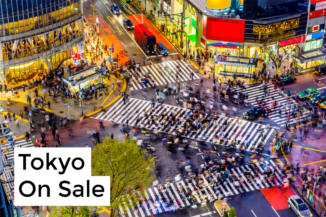 Fly business class to Tokyo from AUD$3,000 return